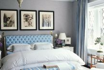 bedrooms / by Alexa Stolorow