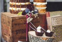 Brown Wedding / In my eyes brown is a good color for a barn,winter,fall or late summer wedding.