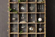 Ιδέες διακόσμησης για Χροστουγεννα