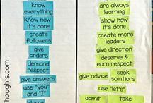 Leadership stuff