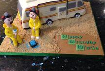 TV & Film Inspired Cakes