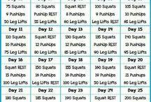 Bikini body/fitness/healty