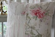 couture tissu ancien / by Christiane Czr