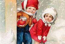 Christmas - Vintage/Retro