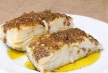 Receita com Peixes / Moqueca, assados, bacalhau, salmão. Receitas com frutos do mar.