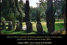 """De Genève à Bogor / Quelques références visuelles associées à mon roman """"Temps effilés"""" - Autres détails sur www.lisiere.com/temps"""