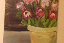 Flowers my favorite pastime