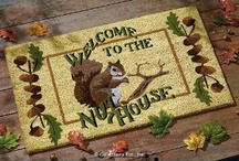 Door Mats / by Sandra Miller