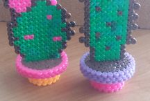 Crafts: Pearler Beads