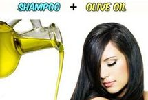 Hair Growth-w/ Olive Oil