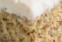 Coconut flour banana cake