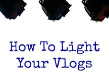 Vlog knowledge / by Jacqueline Cromwell