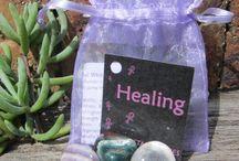 Healing Stones / crystals healing properties