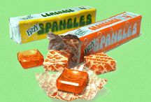 Proper Sweets / Misty watercolour memories of the way they were!