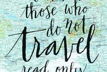 Reiseziele / Wo ich noch überall hin möchte/ was ich noch sehen möchte