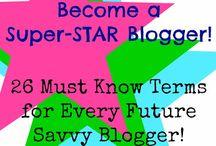 blog not flog / by Kathy Crosthwait