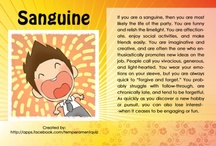 Sanguine / Air temperament