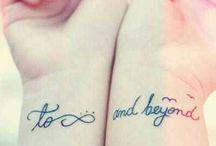 Tattoos I Want ✒️