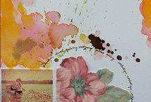Art / Art paintings collage
