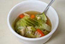 Soups / by Katelyn Mancini