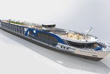 Monarch Empress by Gate 1 / Follow us as we share the progress of the build of our first river cruise ship, wholly owned and operated by Gate 1 Travel. Inaugural sailings in Spring 2016!