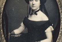 1850s / Móda 50. let 19. století