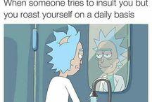 memes, Rick i Morty,