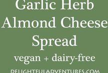 Cheese Recipes Vegan & Gluten-Free