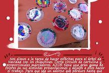 Navidad / ¡Con los productos Azor, pon un toque especial en tu decoración decembrina!