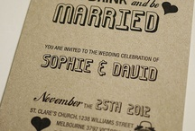 My Future Wedding <3 / by Kendall Mager