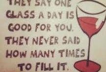 Wine spells/Wijn spreuken / Who does know more, fill to../Wie weet er meer, vul aan...