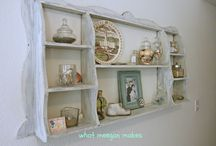 Upcycling / by Jamie {Scattered Thoughts of a Crafty Mom}
