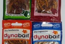 Dynabait - Freeze Dried Bait / Dynabait Dried Bait.