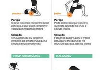 Pilates e Yoga