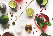 Food Styling - {Drinks}