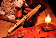 Středověká hudba