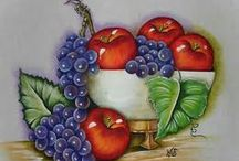 cuadro fruta