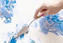 Malířské techniky