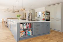 Kitchens / Contemporary English kitchens