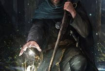 Wizards/Warlocks/Magical Peeps