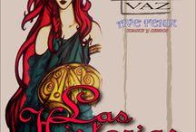 Ebooks de autores Ave Fenix / Aquí podrás ver un catalogo de nuestros estupendos autores. Hay de todos los géneros, desde manga a novela gráfica, comic, mitológico, romantico, aventuras, adulto...