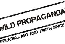 Wild Propaganda / Wild Propaganda - art+clothing for a wild Earth.