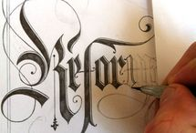 Typography & Design / by Jennifer White