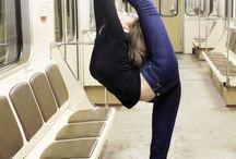 flexibilidad y ballet