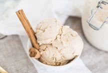 Homemade / Chi late ice cream