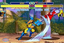 Capcom Game