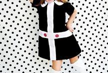 Kids retro fashion / Kids fashion