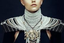 Baroque Inspired Fashion