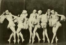 Ziegfeld girls / by Irina Sarkisova