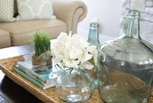 Summer Home Style / Looking to spice up your home style this summer? Grab some of these ideas!